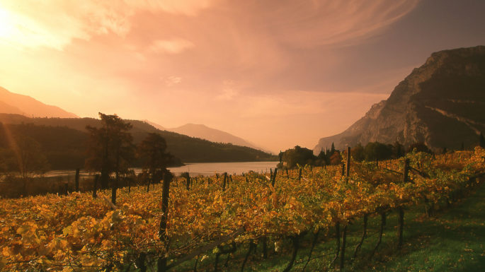 Immagine per Autumn in the Valle dei Laghi