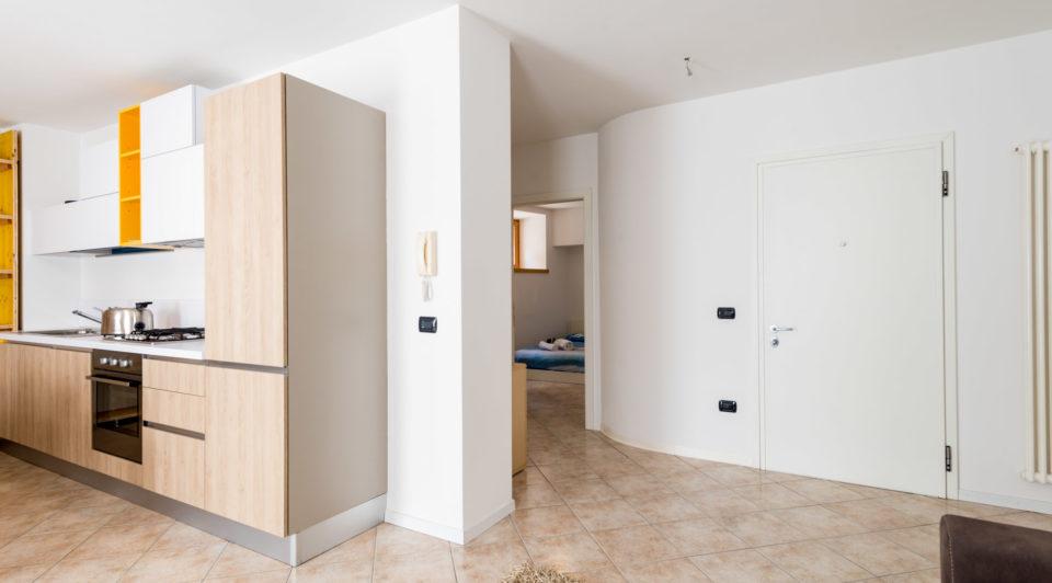 Vallelaghi apartment